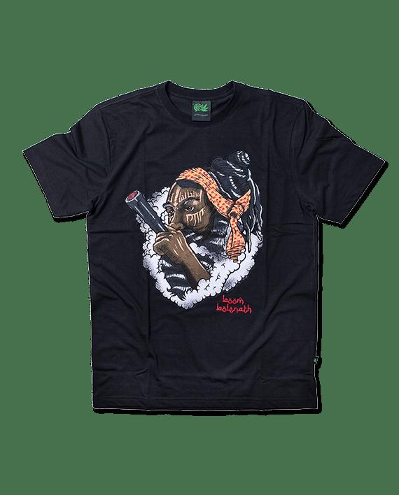 Camiseta Boom Bolenath