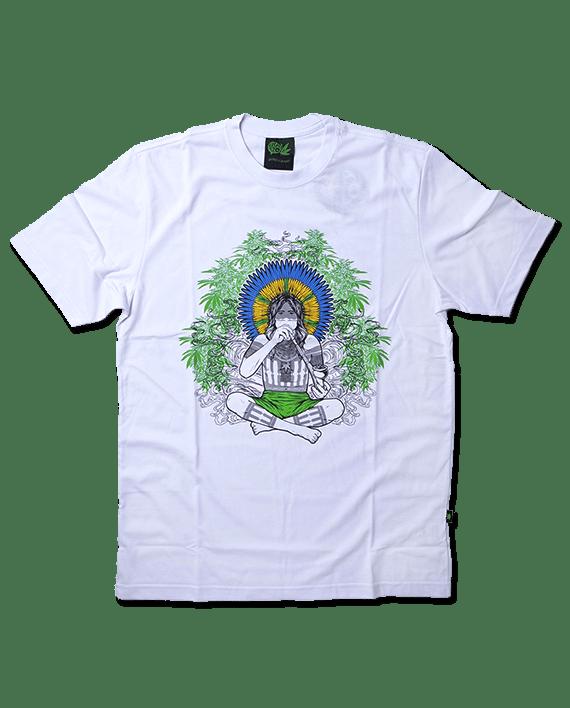 Camiseta Cachimbo da Paz